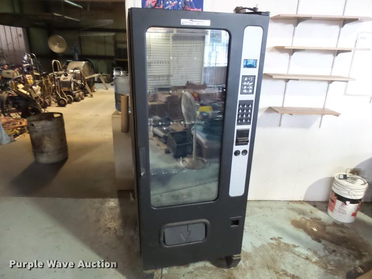 Wittern 3520 popcorn/candy machine