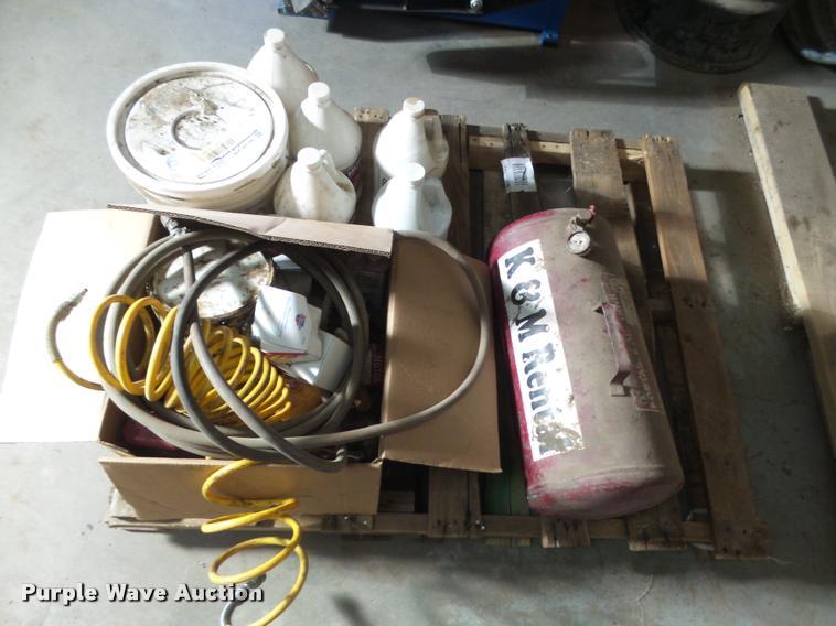 Tire repair supplies