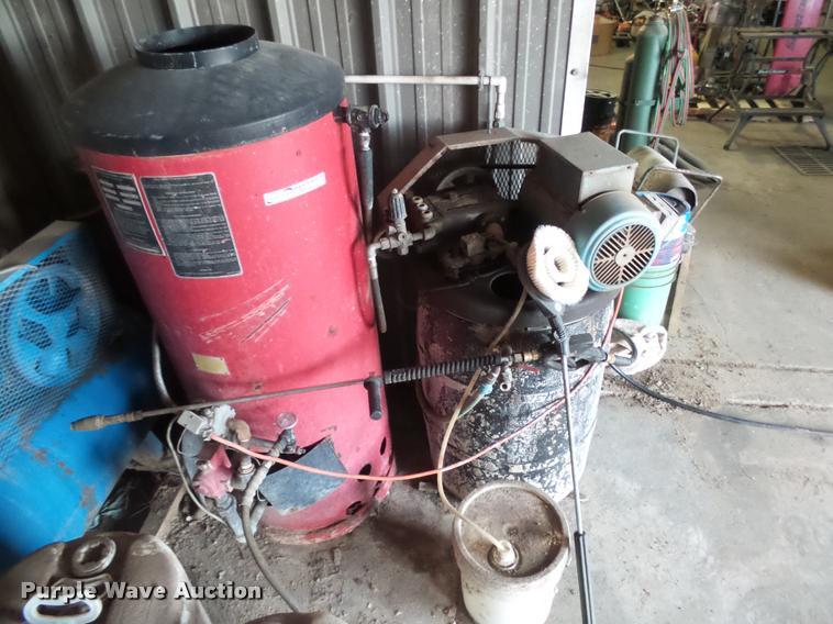 Ewing 3600 pressure washer