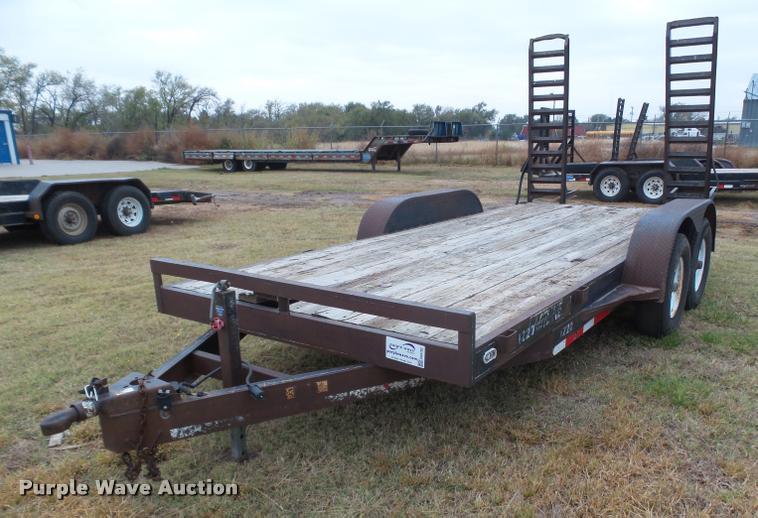 1999 Fast Line utility trailer