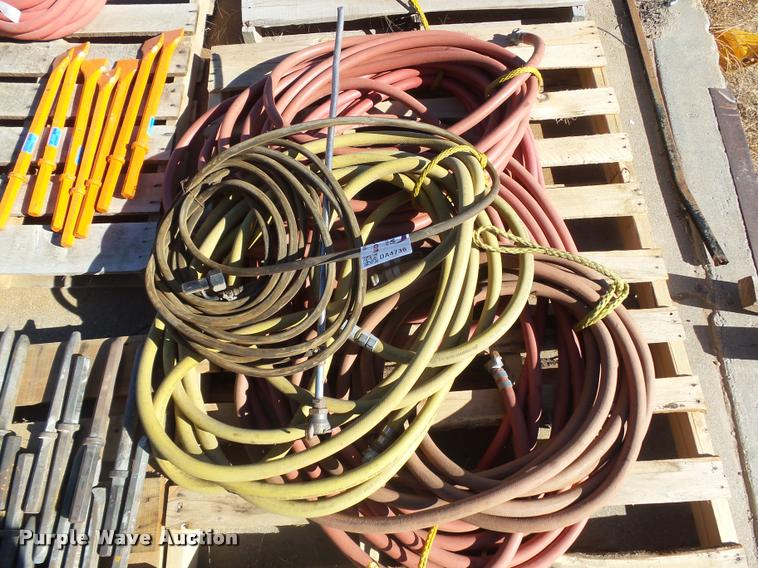 Approximately 200' of air hose