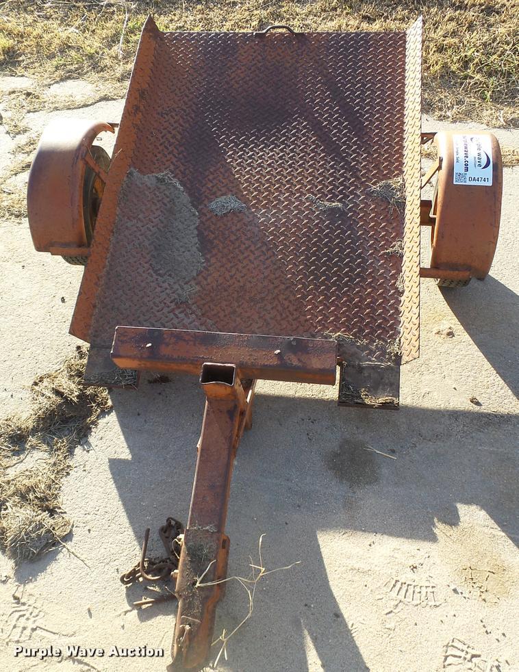 Yard trailer