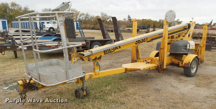 2003 Biljax 3632T boom lift