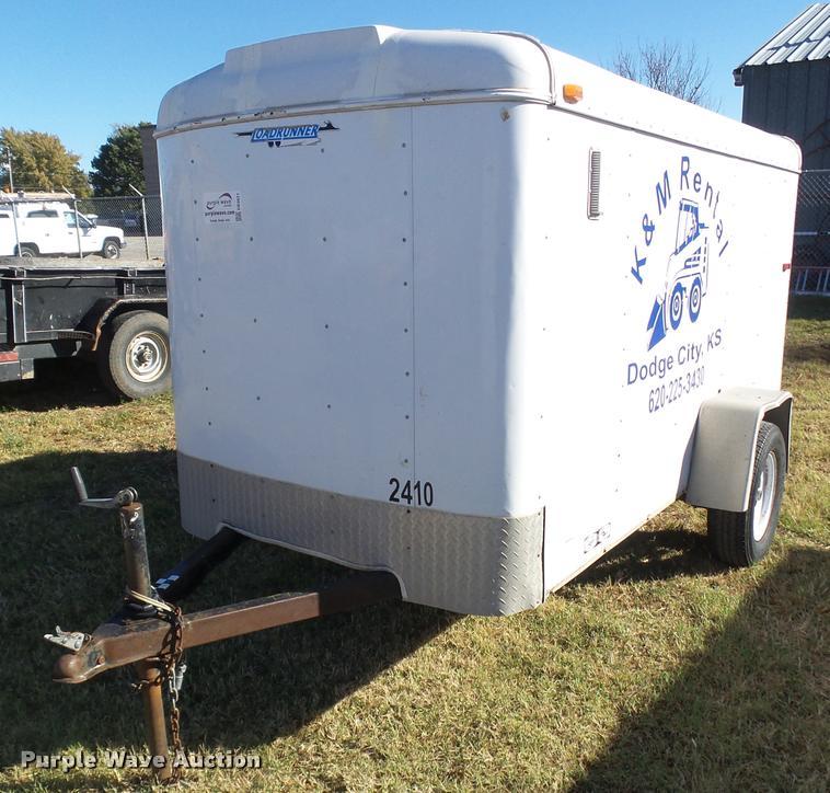 2004 Load Runner enclosed cargo trailer