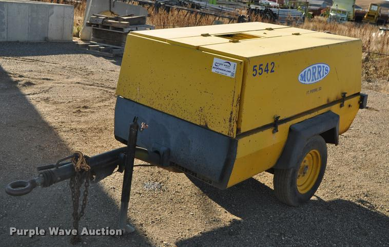 1989 Atlas Copco air compressor