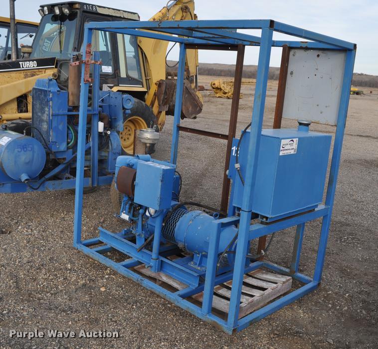 Lima SA61217ZH generator
