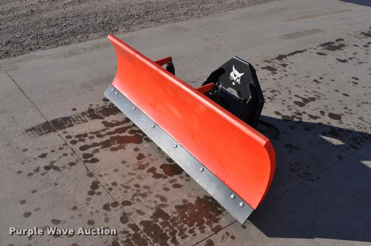 2013 Bobcat FMSB69 utility vehicle snow blade
