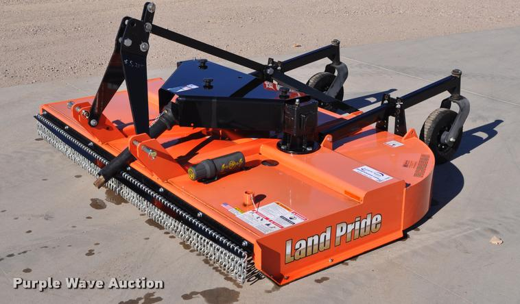 2013 Land Pride RCR2596 rotary mower