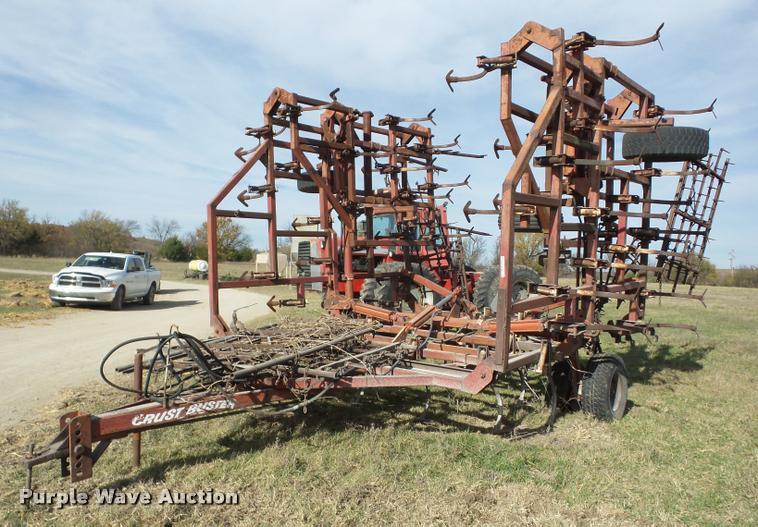 CrustBuster field cultivator