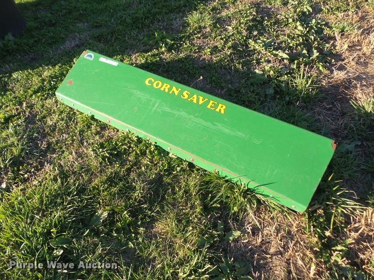 Corn Saver platform sheild