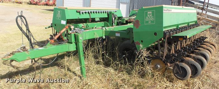 Great Plains 35F30 grain drill