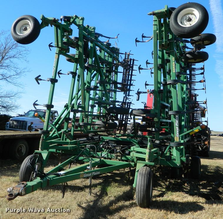 2006 Great Plains 7560 field cultivator