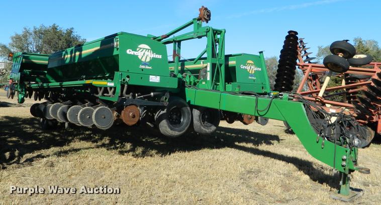 2004 Great Plains 4000 3S grain drill