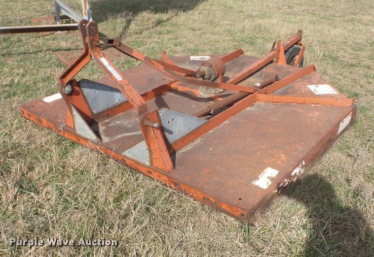 Rhino SE6 rotary mower
