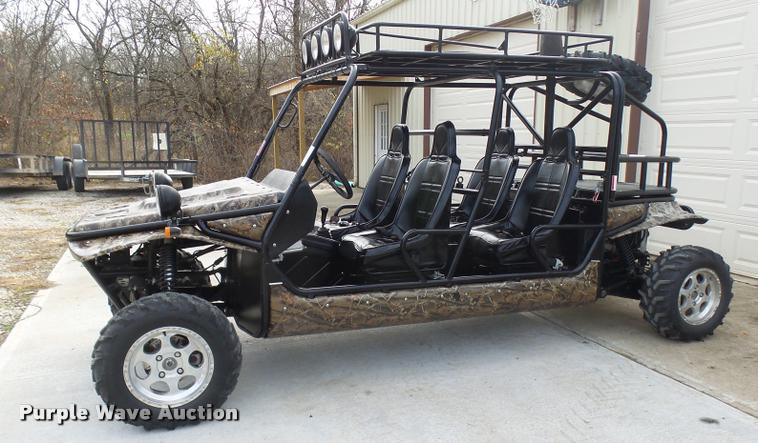2012 Joyner Trooper T4 utility vehicle