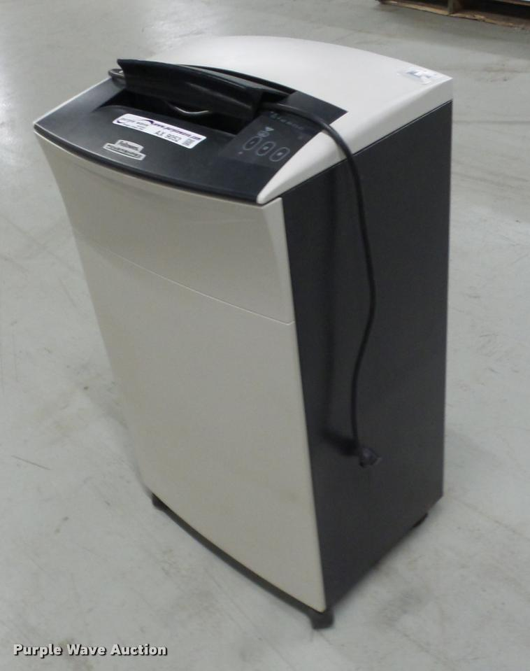 Fellows Powershed paper shredder