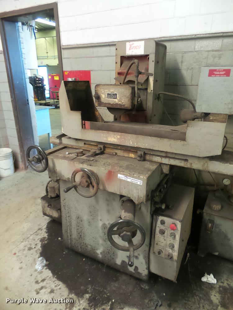 1987 Enco 1022 surface grinder