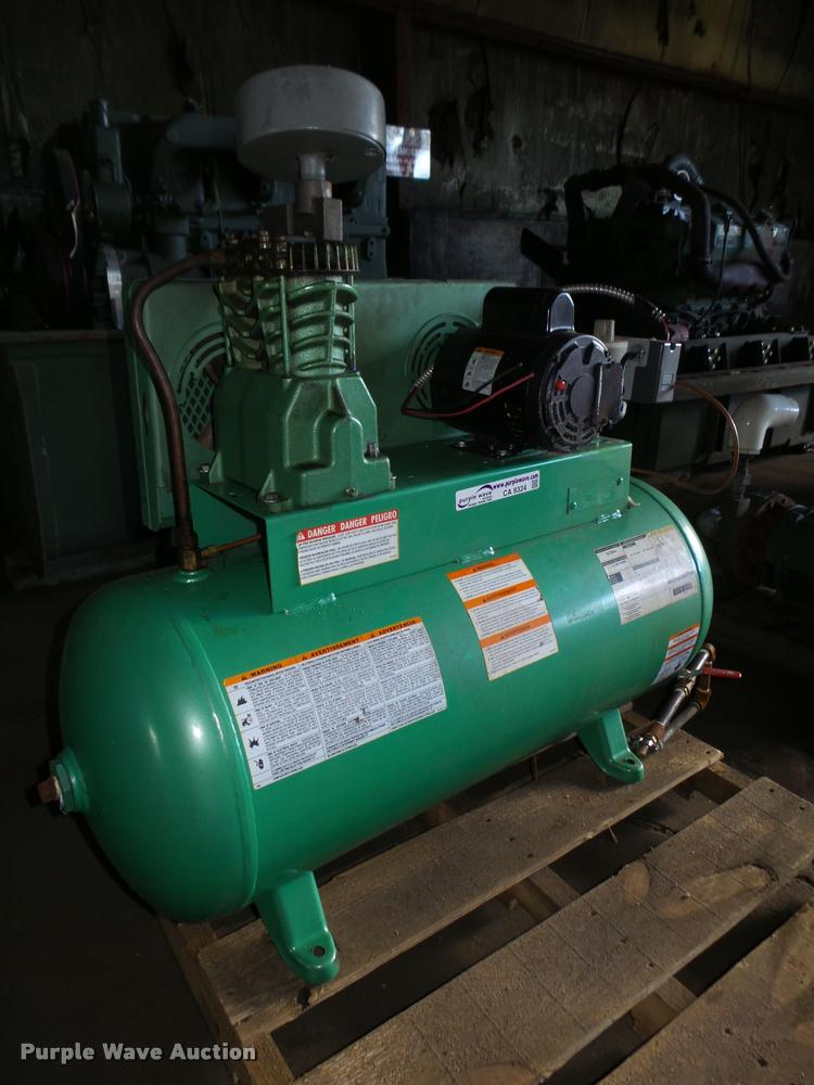 2001 Melben air compressor