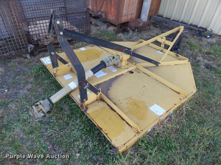 King Kutter rotary mower