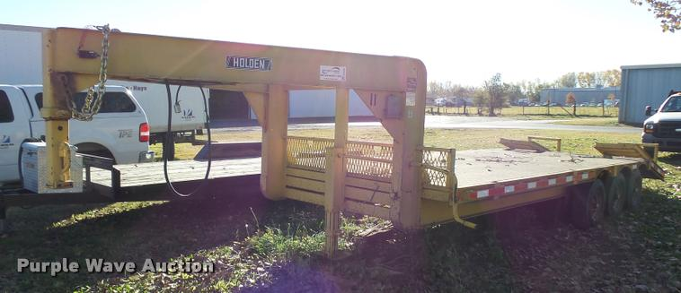 1982 Holden equipment trailer