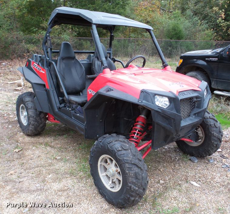 2012 Polaris RZR 900 EFI ATV