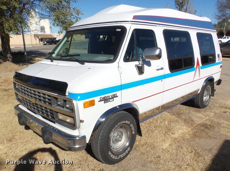 1994 Chevrolet G20 van
