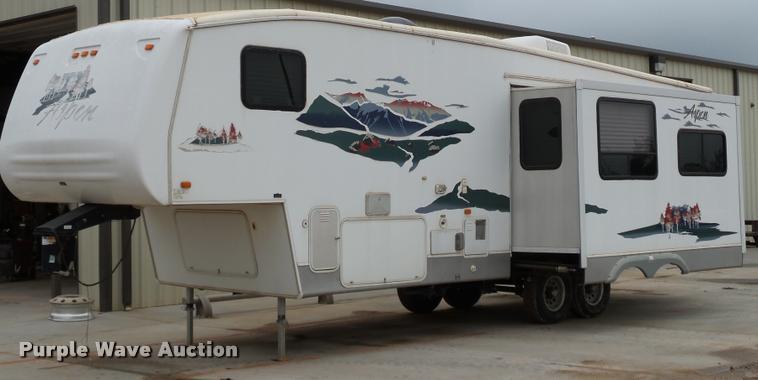 2007 Aspen F2900S camper