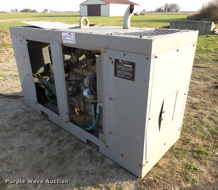 1997 Leroi air compressor