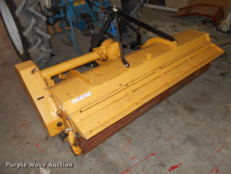 Ford flail mower