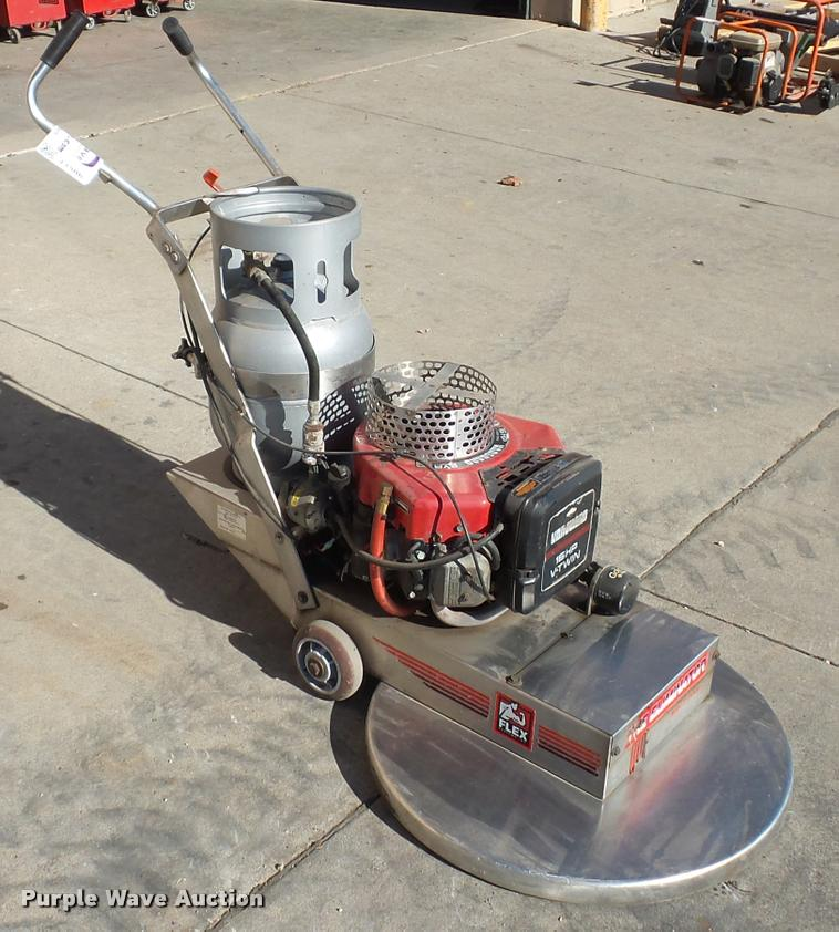 Eliminator Flex 27D floor burnisher