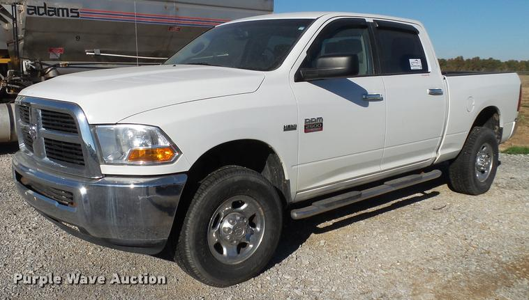 2011 Dodge Ram 2500 Quad Cab pickup truck
