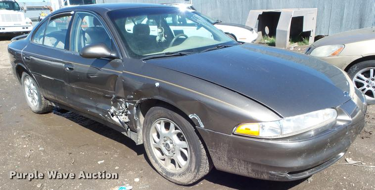 2000 Oldsmobile Intrigue GL