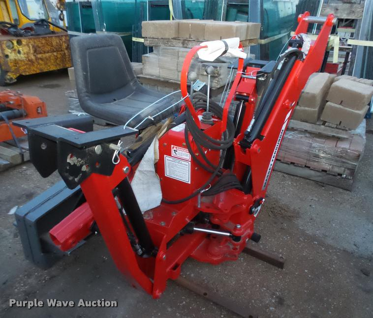 2014 Massey-Ferguson CB10 backhoe attachment
