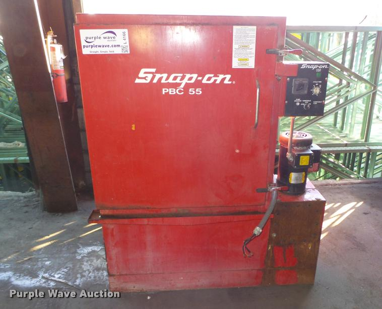 Snap-On PBC55 parts washer