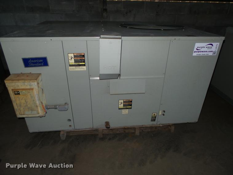 2001 American Standard AC and heat unit