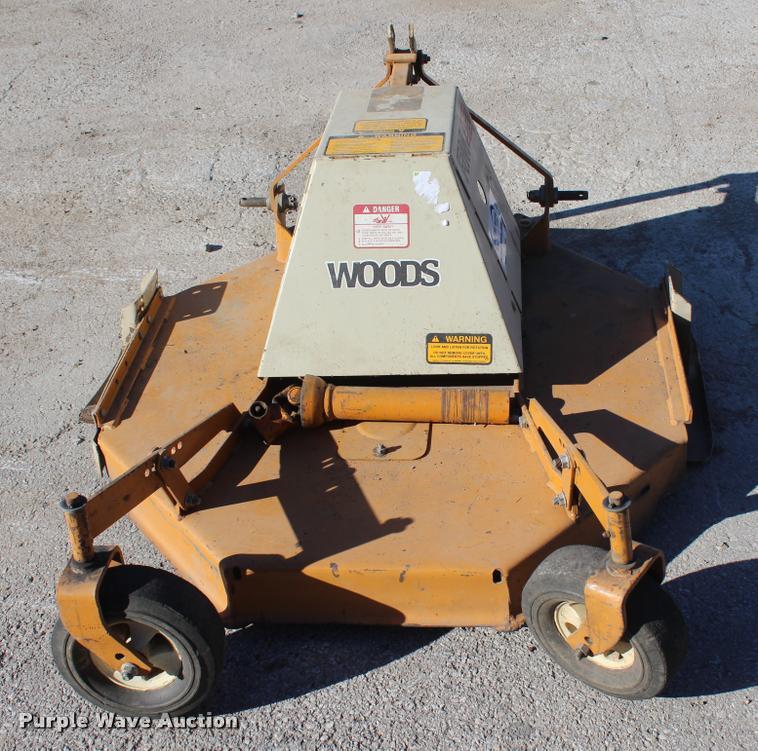 Woods RM42 rotary mower
