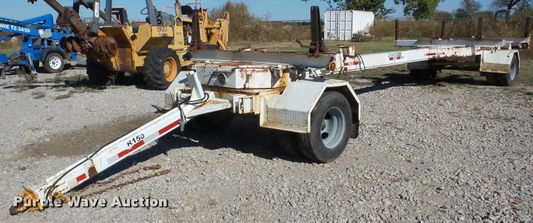 2001 Rob telescoping pole trailer