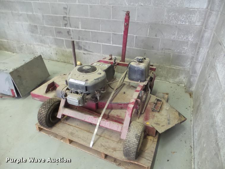 Swisher rotary mower