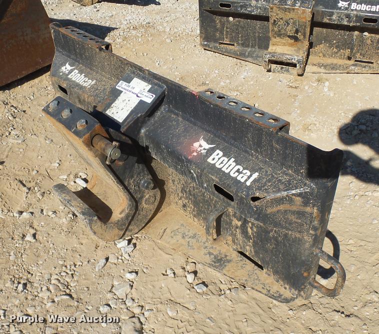 Bobcat skid steer breakers