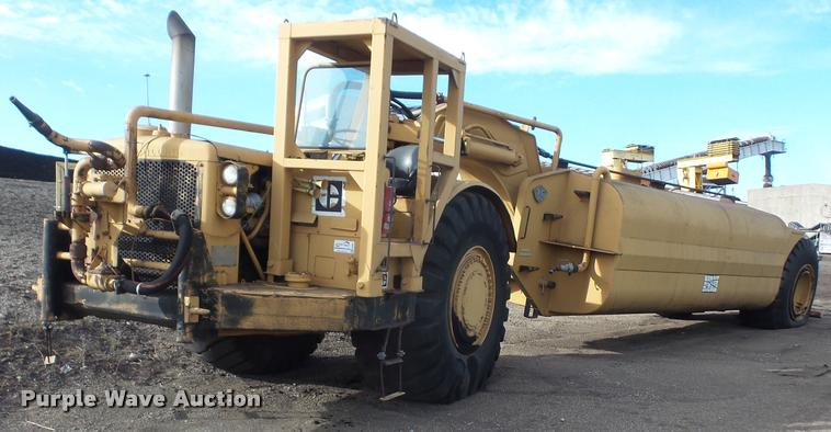 1966 Caterpillar 641 water wagon