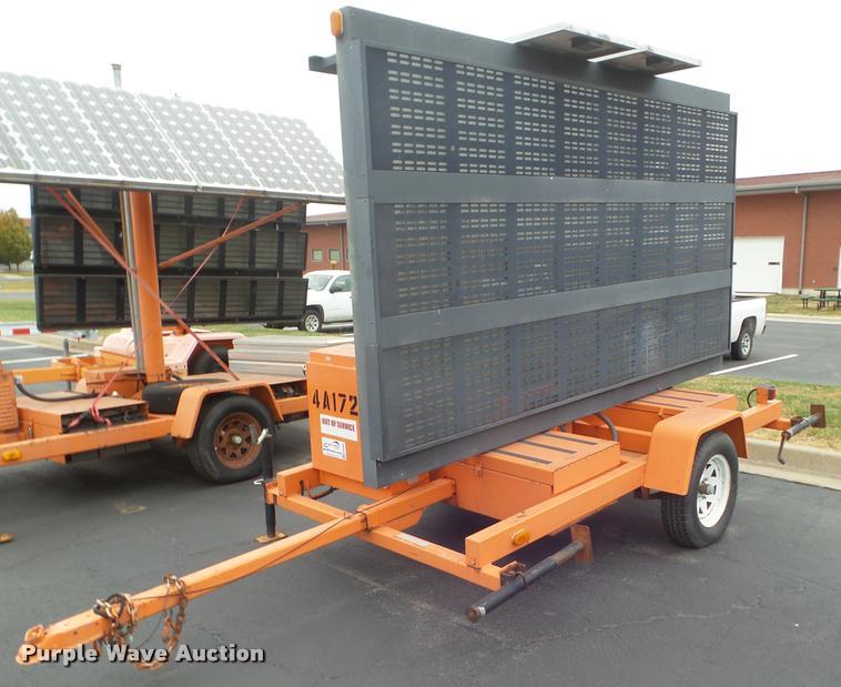 2002 American message board trailer