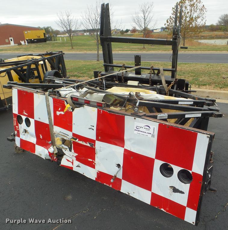 Energy Absorption Systems crash attenuator