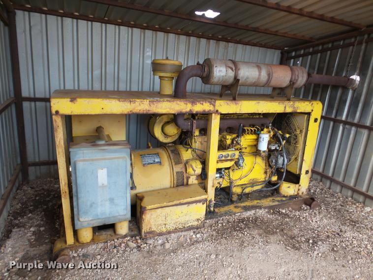 Kamag 18 generator