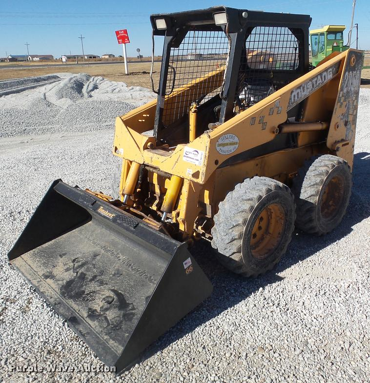 mustang skid steer 2060 service manual