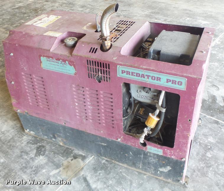 Predator Pro welder