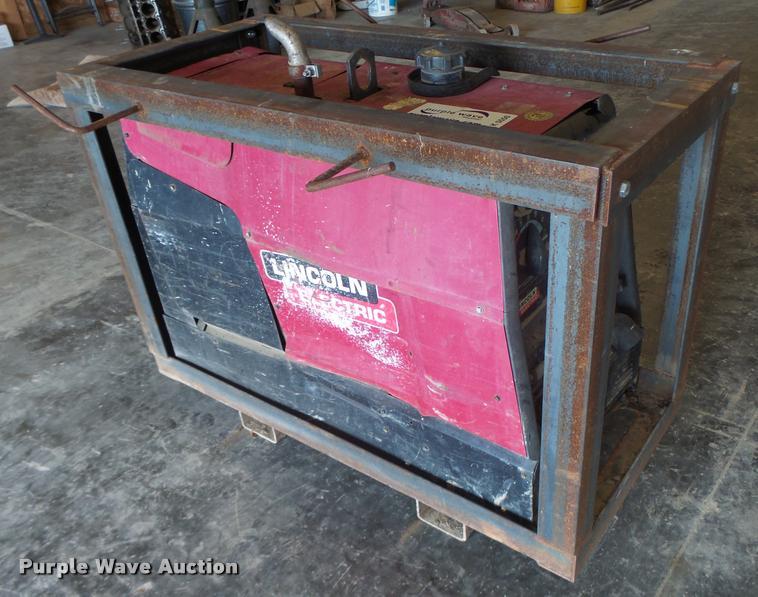 Lincoln Ranger GXT welder