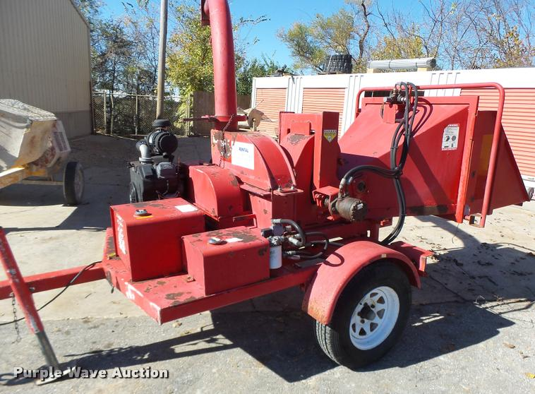 2003 Dosko 510SD wood chipper