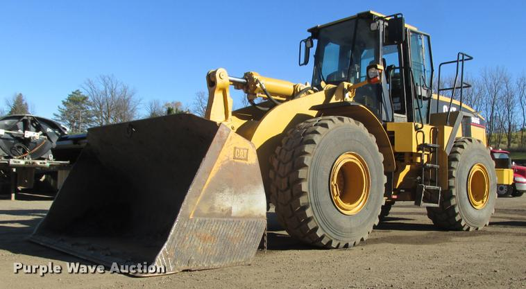 1999 Caterpillar 966G wheel loader