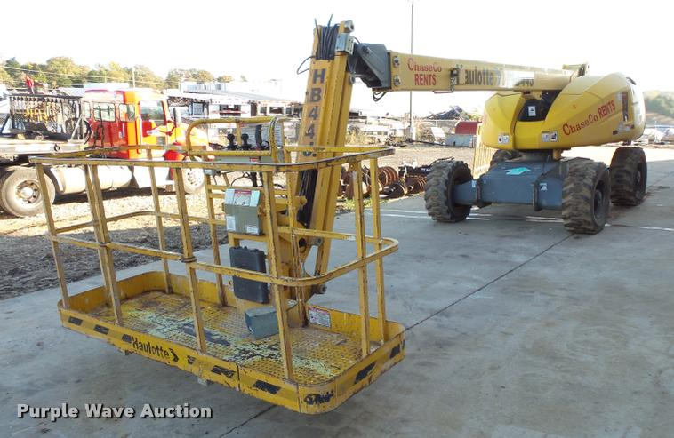 2007 Haulotte HB44J boom lift