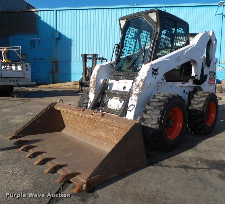2006 Bobcat S250 skid steer